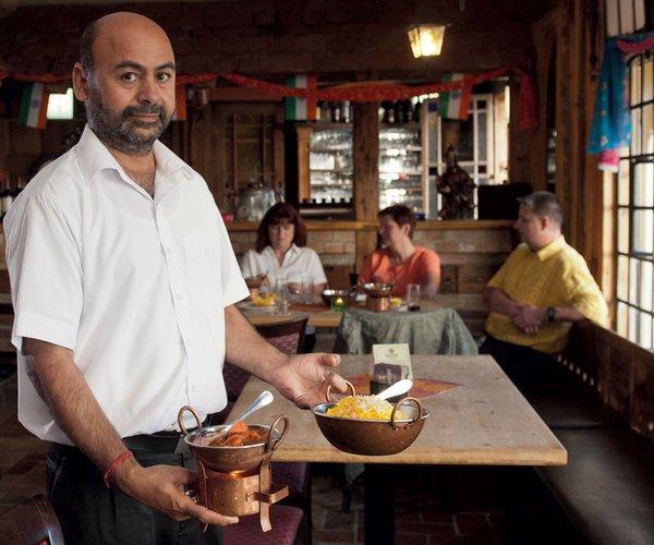 Indisches Restaurant